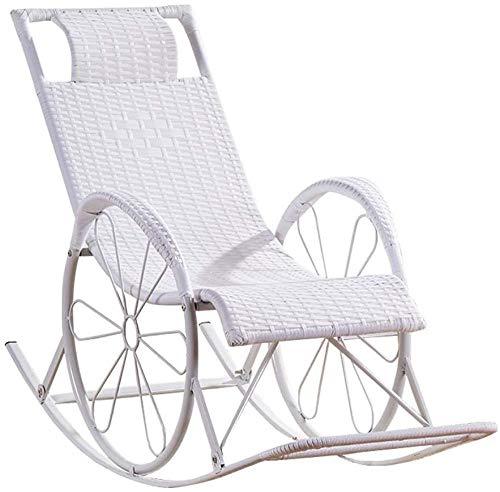 REWD Tumbona sin gravedad, silla para relajarse, columpio, jardín, tumbona, banco solar, silla para patio, salón, máx.