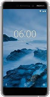 Nokia 6.1 TA-1043 Dual SIM - 32GB, 3GB RAM, 4G LTE, White
