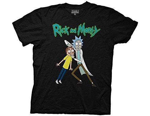 Sweatshirt Rick /& Morty Fuck You C000037