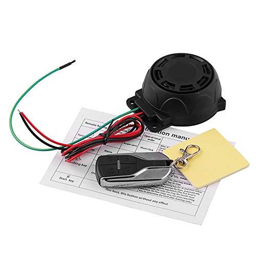 Motorfietsonderdelen te koop alarmsysteem voor inbrekers, universele veiligheid, energiebesparing, geïntegreerde motorstart.
