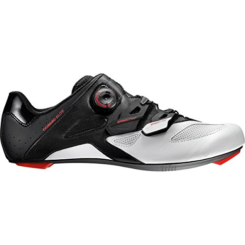 Mavic Cosmic Elite - Zapatillas - Blanco/Negro Talla 45 1/3 2018