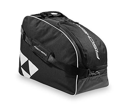 fischer Boot Helmet Bag, Schwarz/weiß Alpine Eco-Bolsa para Casco de Bota, Color Negro y Blanco, Unisex-Adultos, Talla única