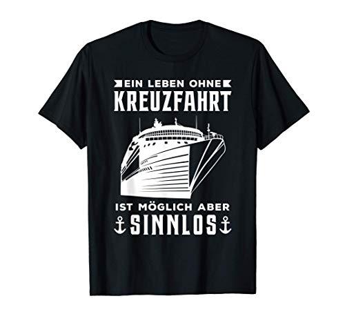 Kreuzfahrer Geschenkidee | Kreuzfahrt T-Shirt