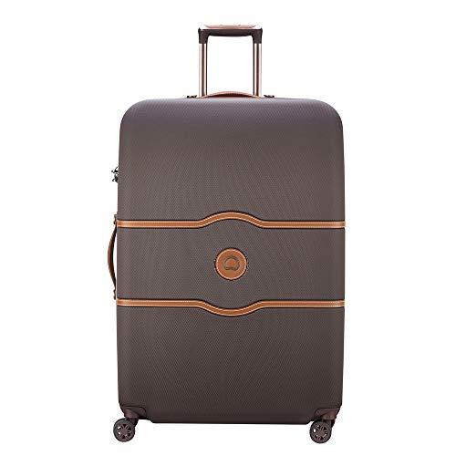Delsey Paris Chatelet Air Suitcase, 82 cm, 135 L, Chocolate
