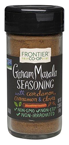 Frontier Seasoning Blends Garam Masala, 2-Ounce Bottle