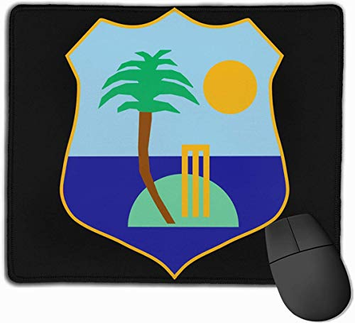 West Indies Cricket Board Flag Mousepad