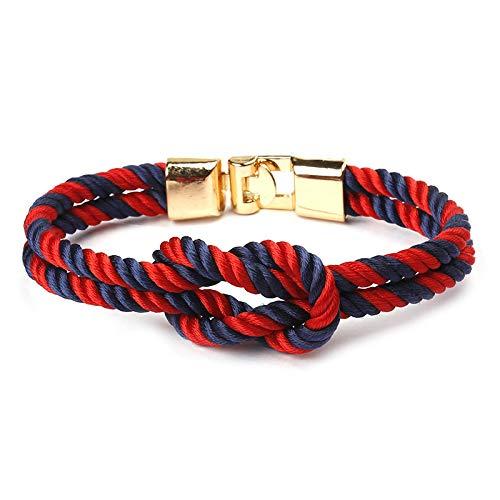 Bracelet Multilayer Black Bronze Arrow Bracelet Anchor Bracelet Men'S And Women'S Gifts A9