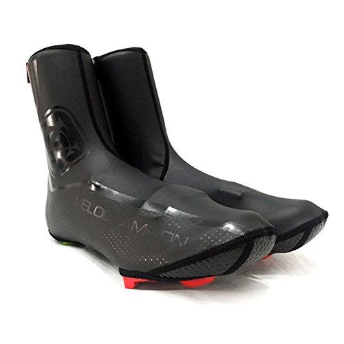 VeloChampion Cubrezapatillas Impermeables VC Comp Pro Waterproof (L-XL)