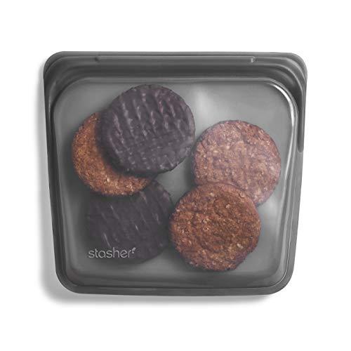 Stasher 100% Silicone Reusable Food Bag Now $8.99
