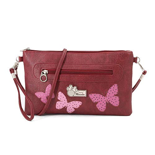 Karactermania Minnie Mouse Marfly-Action Handy Schoudertas Messenger Bag
