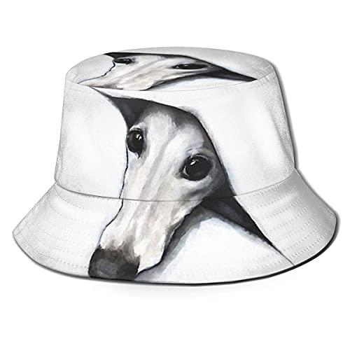 XCNGG Binx - Gorra de Playa Hocus Pocus Grey Unisex Summer Sun Bucket Hat