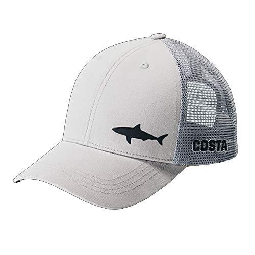 Costa Del Mar Ocearch Blitz Trucker Hat - Charcoal - One Size Fits All