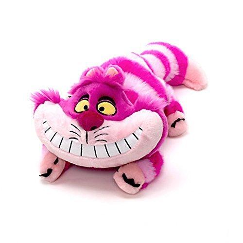 Disney Offizielle Alice im Wunderland-Cheshire-Katze 18x24cm weiches Plüsch-Spielzeug