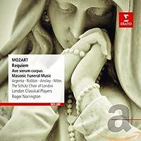 Requiem/Ave Verum Corpus/Masonic Funeral Music