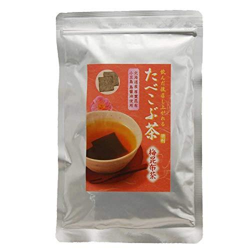 菊星 たべこぶ茶(梅)
