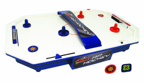 Team Power Battery-Operated Air Hockey Game