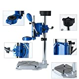 Floor Drill Press Stand Table for Drill Workbench Repair Tool Clamp for Drilling