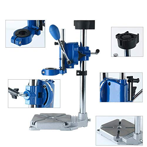 Floor Drill Press Stand Table for Drill Workbench Repair Tool Clamp for Drilling Collet,drill Press Table Rotary Tool Workstation Drill Press Work Station