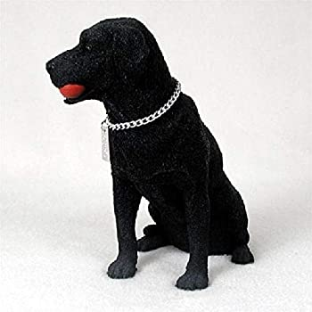 Conversation Concepts Labrador Retriever Black My Dog Figurine