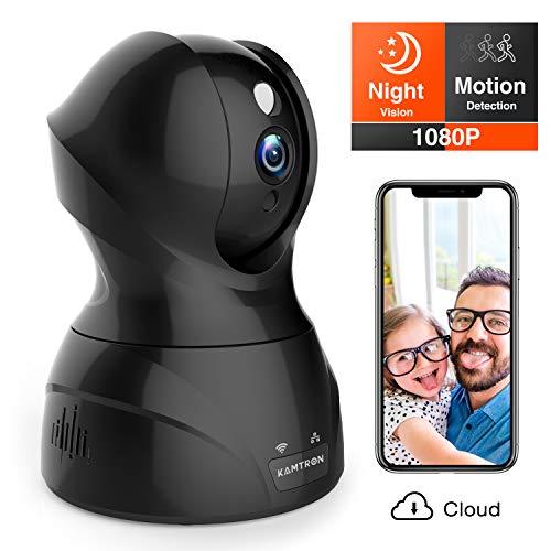 KAMTRON Wi-Fi Pet Camera