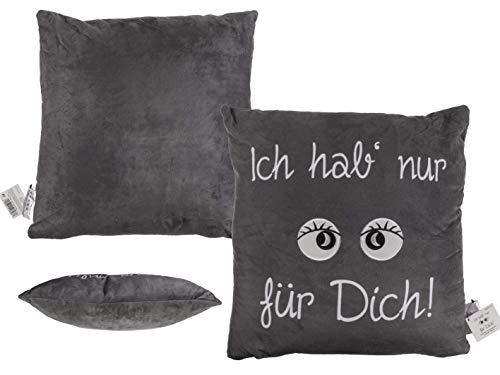 Bavaria Home Style Collection - sierkussen - decoratief - kussen - tekst