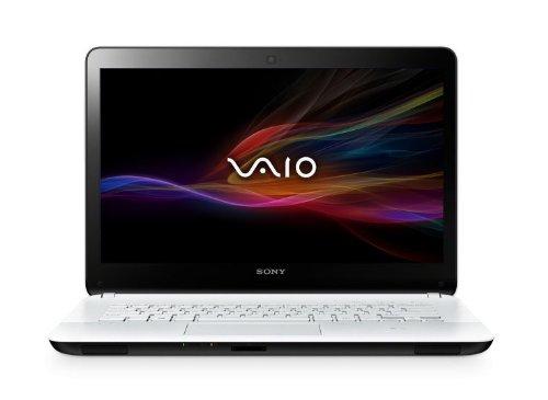 Sony VAIO Fit E 14-inch Laptop (White) - (Core i3 1.9GHz Processor, 4GB RAM, 750GB HDD, Windows 8)