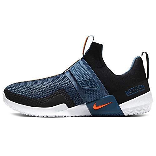 Product Image 1: Nike Men's Metcon Sport Black/Total Orange-Thunderstorm-White Training Shoes