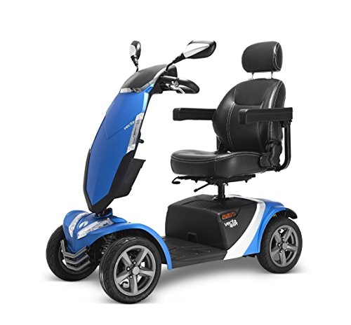Vecta Sport - Morecare Mobility - Compact 8mph Mobility Scooter