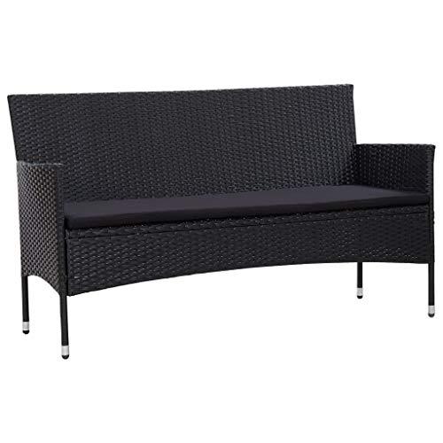 vidaXL -   Gartensofa 3-Sitzer