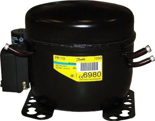 Compressor Danfoss FR-11 G, R134a, hefvolume 11,15 cm3, 220-240 V