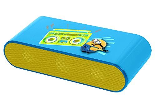 Gru: Mi Villano Favorito Minions, GRU, Color Azul/Amarillo (Lexibook BT350DES)