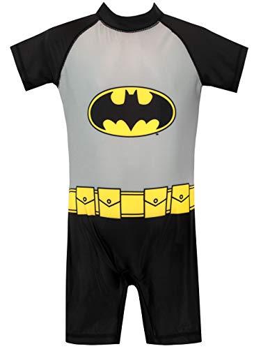 DC Comics Bañador para Niño Batman Multicolor 18-24 Meses
