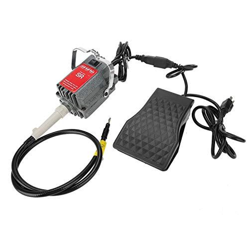 DAUERHAFT 18000 U/min 50 Hz langlebiges, leichtes Schmuckwerkzeug für hängende Bohrer zum Schleifen, Bohren und Verarbeiten von Schmuck(European Standard 220V)