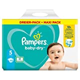Pampers 81715602 - Baby-dry pañales, unisex