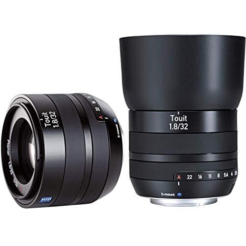 ZEISS Touit 1.8/32 für Spiegellose APS-C-Systemkameras von Fujifilm (X-Mount) 2030-679 Schwarz