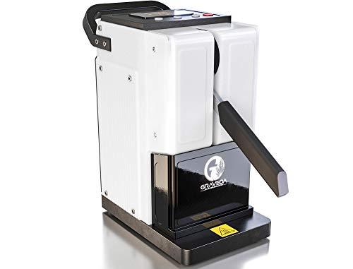 Graveda Rosin Press Graspresso Extraktion ohne Lösungsmittel, Rosin-Presse mit Temperatur- und Druckeinstellung bis 700 kg