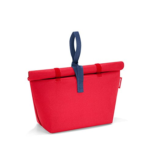 reisenthel fresh lunchbag iso M red Maße: 33 x 29 x 11 cm / Volumen: 7 l isoliert