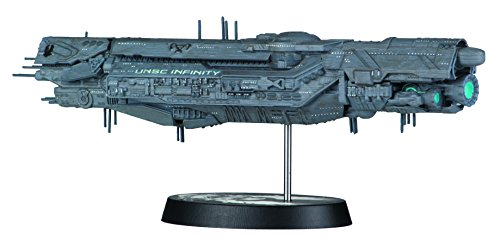 Halo UNSC Infinity 9 Inch Replica