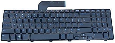 新款 Dell Inspiron 15R N5110 M5110 笔记本电脑键盘 黑色 4DFCJ