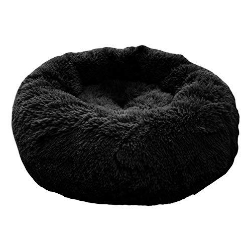 4L Textil Exklusives weiches und kuscheliges Hundebett Fuzzy Haustierbett Kuschelkissen Katzensofa Hundehöhle Katzenbett für Haustiere Kuschelig Kuschelhundebett Tierbett Schwamm Weich Flauschig
