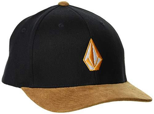 Volcom Full Stone HTHR Xfit Cap, Herren, Inca Gold, L/XL