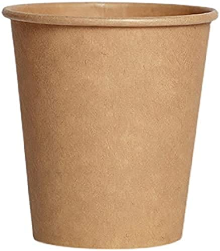 Taza Taza de Papel desechable Taza de Papel de Cuero Taza de café Taza de Leche Taza de Papel Bebida Caliente Suministros para Fiestas
