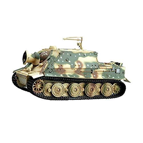 Trumpeter Easy Model 36104 - Tiger Tanques de tormenta tormenta mortero Segunda Empresa La Primera Guerra Mundial, 1002 en el Esquema de Tres Colores