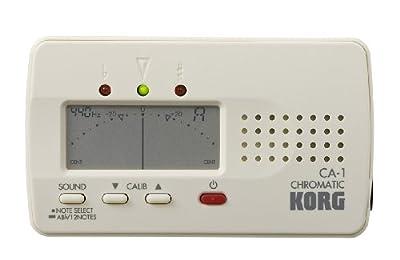 Korg CA1 Chromatic Guitar and Bass Tuner
