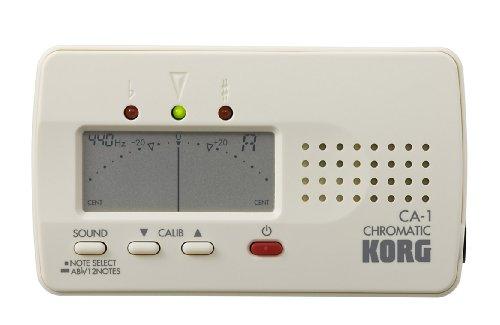 Korg CA-1 - Afinadores y metrónomos