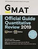 GMAT Official Guide Quantitative Review 2019: Book + Online (Gmat Official Guides)