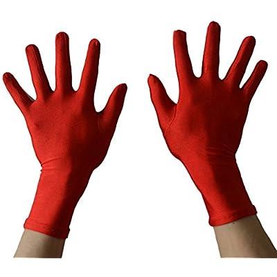 red gloves men