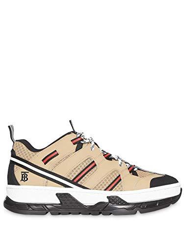 Luxury Fashion | Burberry Heren 8016481 Beige Andere Materialen Sneakers | Herfst-winter 19