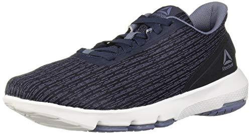 Reebok Cloudride DMX 4.0 Chaussures de marche pour homme, Bleu (Bleu marine/indigo/roi/blanc.), 41.5 EU