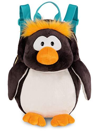 Pinguin Frizzy Rucksack, figürlich